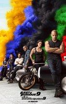 F9 - Thai Movie Poster (xs thumbnail)