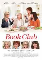Book Club - Greek Movie Poster (xs thumbnail)
