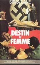 La svastica nel ventre - French Movie Poster (xs thumbnail)