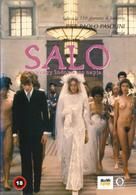 Salò o le 120 giornate di Sodoma - Hungarian Movie Cover (xs thumbnail)