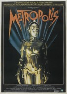 Metropolis - Italian Movie Poster (xs thumbnail)