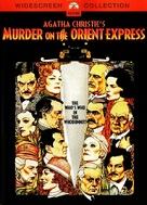 Murder on the Orient Express - DVD movie cover (xs thumbnail)