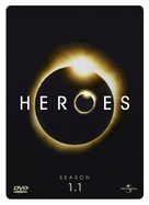 """Heroes"" - German DVD movie cover (xs thumbnail)"