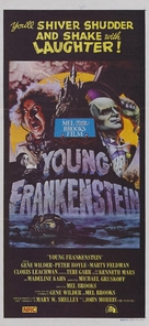 Young Frankenstein - Australian Movie Poster (xs thumbnail)