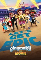 Playmobil: The Movie - British Movie Poster (xs thumbnail)