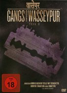 Gangs of Wasseypur - German DVD cover (xs thumbnail)