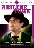 Abilene Town - DVD movie cover (xs thumbnail)