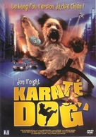 The Karate Dog - Movie Cover (xs thumbnail)