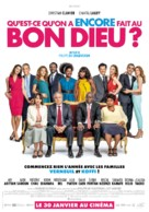 Qu'est-ce qu'on a encore fait au bon Dieu? - Belgian Movie Poster (xs thumbnail)