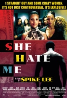 She Hate Me - Movie Poster (xs thumbnail)
