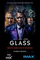 Glass - Polish Movie Poster (xs thumbnail)