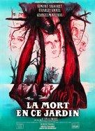 La mort en ce jardin - French Movie Poster (xs thumbnail)