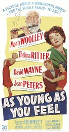 As Young as You Feel - Movie Poster (xs thumbnail)