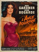 The Angel Wore Red - French Movie Poster (xs thumbnail)