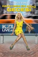 Walk of Shame - Turkish Movie Poster (xs thumbnail)