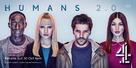 """Humans"" - British Movie Poster (xs thumbnail)"