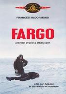 Fargo - DVD cover (xs thumbnail)