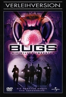 Bugs - German Movie Cover (xs thumbnail)