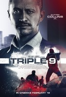 Triple 9 - British Character movie poster (xs thumbnail)