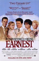 The Importance of Being Earnest - Movie Poster (xs thumbnail)