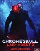 ChromeSkull: Laid to Rest 2 - Austrian Blu-Ray cover (xs thumbnail)