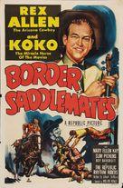 Border Saddlemates - Movie Poster (xs thumbnail)