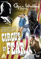 Circus of Fear - British DVD movie cover (xs thumbnail)