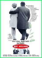 Hot Millions - British Movie Cover (xs thumbnail)