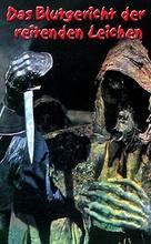 La noche de las gaviotas - German VHS cover (xs thumbnail)