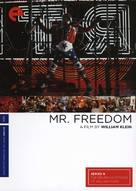 Mr. Freedom - DVD cover (xs thumbnail)