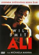 Ali - Czech DVD movie cover (xs thumbnail)