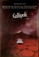 Gallipoli - Czech Movie Poster (xs thumbnail)