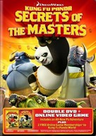Kung Fu Panda: Secrets of the Masters - DVD movie cover (xs thumbnail)