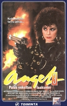 Angel III: The Final Chapter - Finnish VHS movie cover (xs thumbnail)