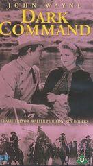 Dark Command - VHS movie cover (xs thumbnail)