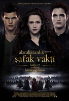 The Twilight Saga: Breaking Dawn - Part 2 - Turkish Movie Poster (xs thumbnail)