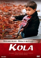 Kolja - Polish DVD cover (xs thumbnail)