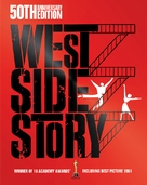 West Side Story - Blu-Ray movie cover (xs thumbnail)