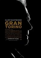 Gran Torino - German Movie Poster (xs thumbnail)