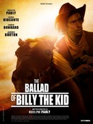 The Ballad of Billy the Kid - Movie Poster (xs thumbnail)