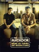 The Matador - French Movie Cover (xs thumbnail)
