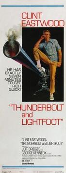 Thunderbolt And Lightfoot - Movie Poster (xs thumbnail)