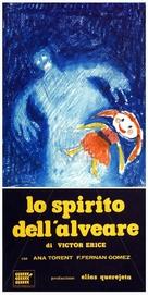 El espíritu de la colmena - Italian Movie Poster (xs thumbnail)