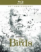 The Birds - Blu-Ray movie cover (xs thumbnail)