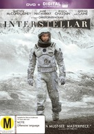 Interstellar - New Zealand Movie Cover (xs thumbnail)