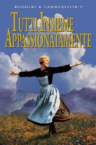 The Sound of Music - Italian DVD movie cover (xs thumbnail)