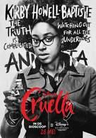 Cruella - Belgian Movie Poster (xs thumbnail)