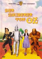 The Wizard of Oz - German Movie Cover (xs thumbnail)