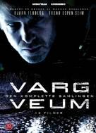 Varg Veum - I mørket er alle ulver grå - Norwegian DVD movie cover (xs thumbnail)