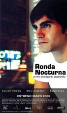 Ronda nocturna - Argentinian poster (xs thumbnail)
